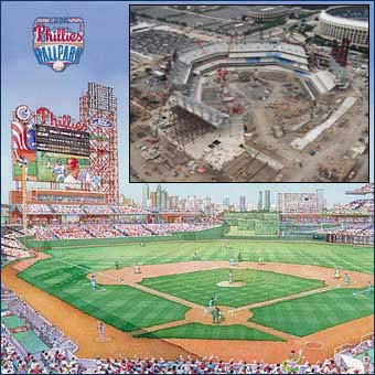 Phillies New Ballpark